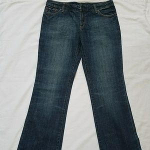 NWT Club Monaco Jean 3 Medium Wash
